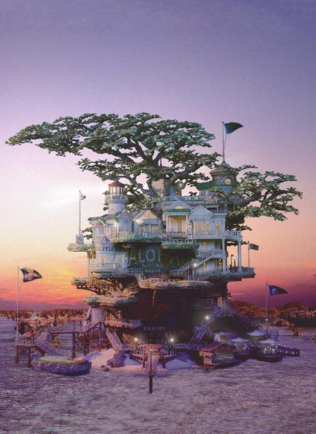 Tree Houses like you've never seen before!