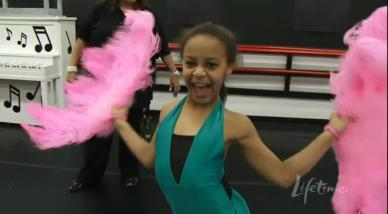 Dance Moms: Topless Showgirls And Tasty Sausages. It Was Booty Shorts, Fan Dances, Candy Apple Cowgirls…And Chloe Covered In Beef Jerky?