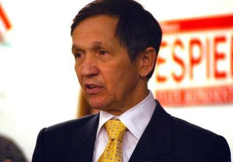 2012 House campaign: Liberal titan Dennis Kucinich bites the dust in Ohio