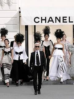 An inside view of Chanel