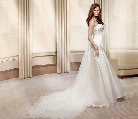 Caroline Castigliano wedding dress Heaven