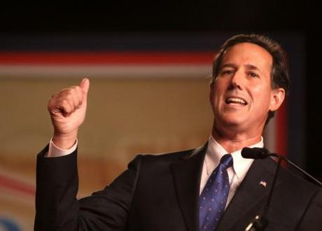 Mitt Romney wins six Super Tuesday states but Rick Santorum scores three victories and Newt Gingrich takes Georgia