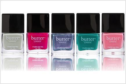 Pretty, Pretty Gum Drops: Butter London's Spring Nail Polish Collection