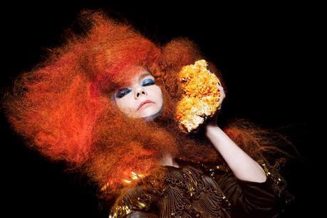 New music video from Björk
