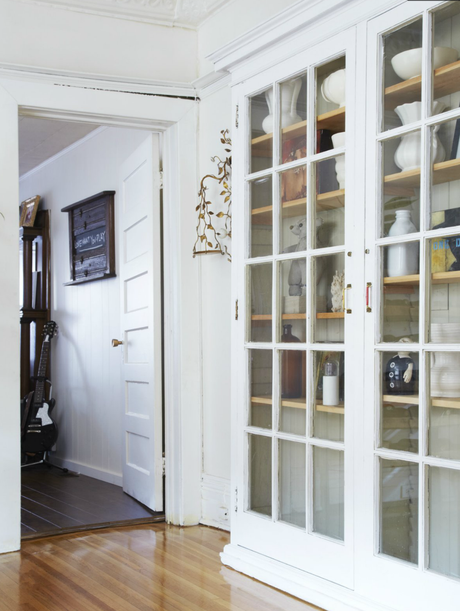 A beautiful old home that's upcycled and chic