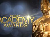 Makeup Hits 2012 Oscars