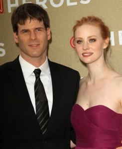 Deborah Ann Woll and EJ Scott at CNN Heroes Tribute 2011