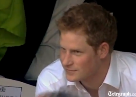 Prince Harry wows the world; beats Usain Bolt, and even dances reggae