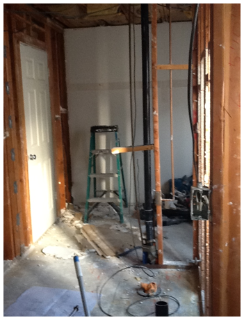 Master Bath Renovation – Demolition Week 1 - Paperblog