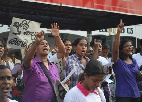 International Women's Day: A time for celebration or protest?