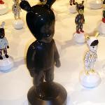 New Museum opening - Lladro Atelier black dunny #designer #Co... on Twitpic