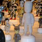 Lladro Atelier designer porcelain show new museum on Twitpic