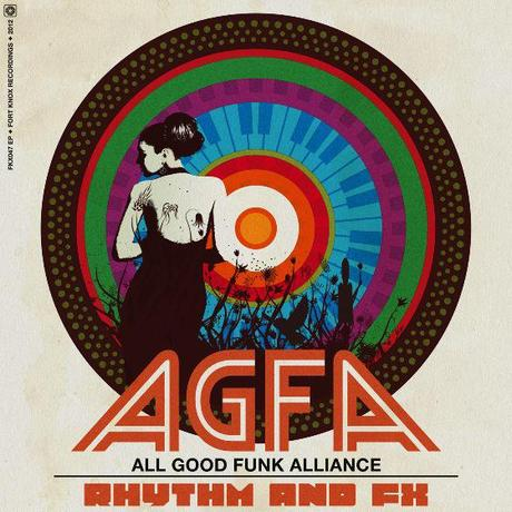 New EP out now from All Good Funk Alliance + tour dates with Fort Knox Five