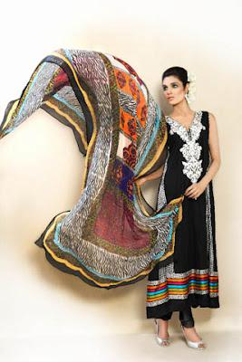 Summer Collection 2012 by Shirin Hassan
