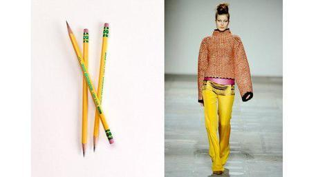 object inspired fashion