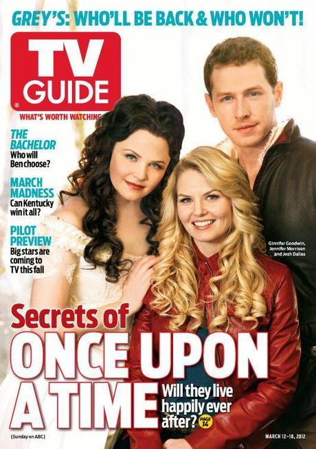 TV Guide cover scan and article