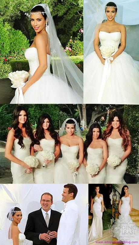 Top Celebrity Wedding Gowns I fell in Love with