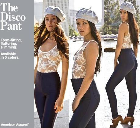 Look 339: Disco Pants