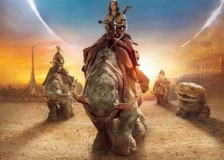 John Carter reviews: Martian madness or sci-fi epic?