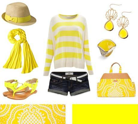 White + Yellow…