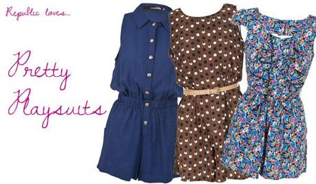 what to wear with playsuits
