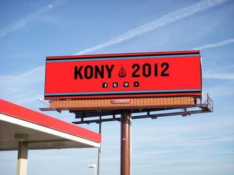 KONY 2012 Digital Billboard by Fairway Outdoor