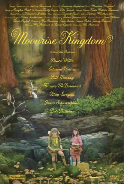 Moonrise Kingdom to Open 2012 Cannes Film Festival