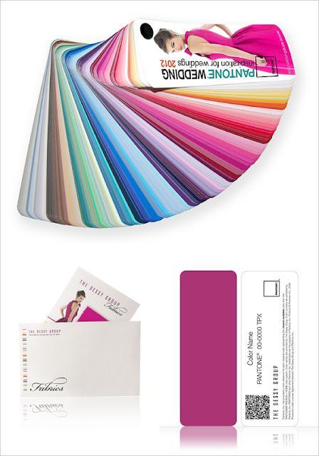 For The Color Critical Wedding: Understanding Pantone