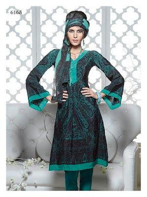 Gorgeous Cotton Salwar Suits For Summer 2012