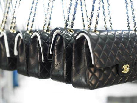 The Iconic Chanel Flap Bag & How It Is Made In Pictures | Fashion