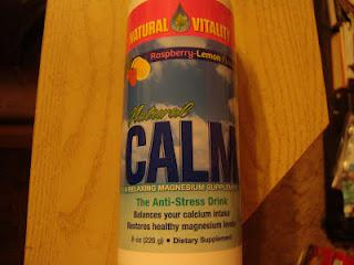Naturally Calm Anti Stress Drink