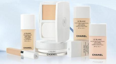 d06cf5eb39 Upcoming Collections:Makeup Collections:Chanel:Chanel Le Blanc De ...