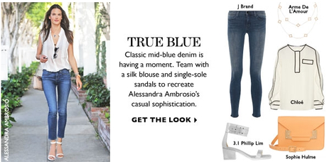 Denim Outfit Inspirations For Her