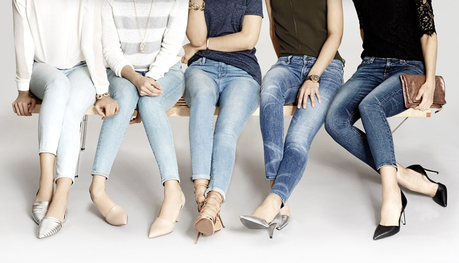 5 Full Denim-Outfit Inspirations
