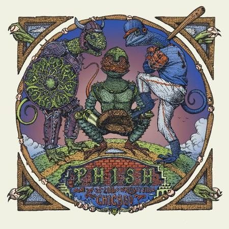 Phish 2016 Summer tour SBD + torrents: 2016/06/25 Chicago