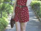 Floral Playsuit from ACEVOG