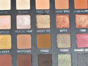 FOTD's Palette: Soft Neutral/Teal Gold Using Violet Voss Laura Palette
