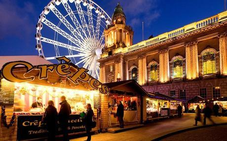 Uk cities nominated for The most beautiful Christmas markets in Europe