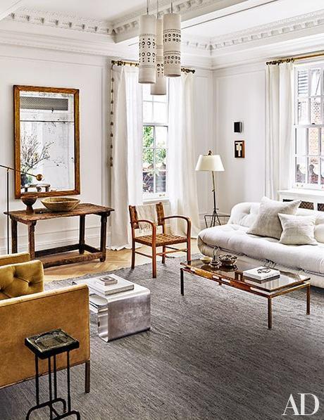 Nate Berkus: His NYC Greenwich Village Penthouse