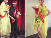 Girls Jealous After 'Fame' High School Crowns Prom Queen