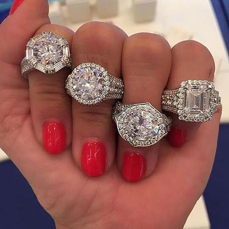 Diamonds by Raymond Lee