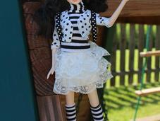 Dolly Review: Sweet Girl Panda Kurhn (6103)