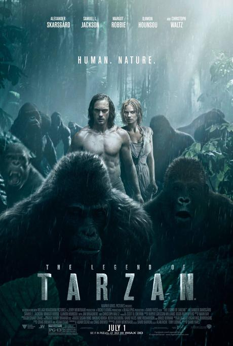 The Legend of Tarzan (film review)