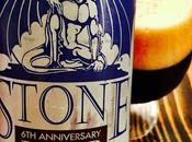 Beer Review Stone Anniversary Porter