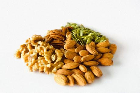 Healthy Nuts and Seeds for Diet