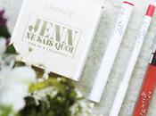 Colourpop Jenn Collaboration, Sais Quoi