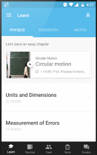 10 Best Android Apps for IIT JEE Exam Preparation