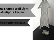 Arrow Shaped Wall Light Valuelights Review
