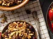 Skinny Maple Granola