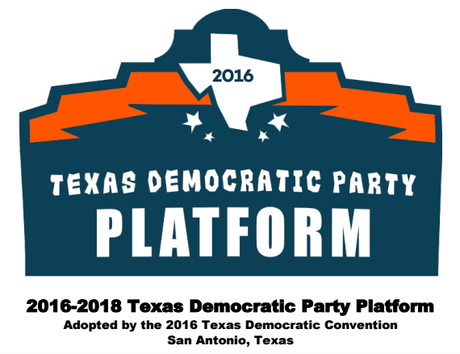 2016 Texas Democratic Platform